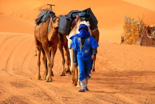 Marruecos intenso