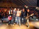 Bon Scott Revival Show en concierto