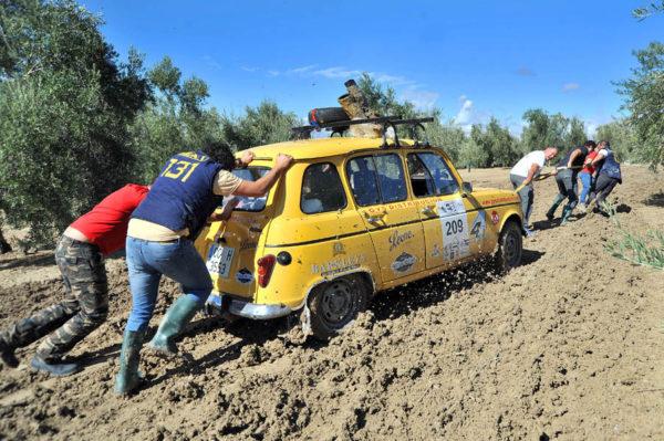 II Guadalquivir Classic Rally. Escuela Off Road