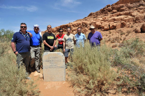 Conociendo Marruecos (4). La Lápida Citroën