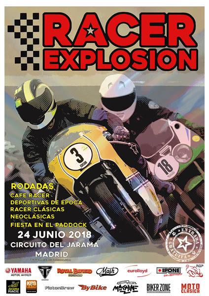 La tercera edición de RacerExplosion vuelve al circuito del Jarama