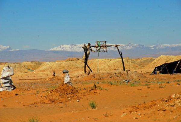 Conociendo Marruecos (6). Las Khettaras