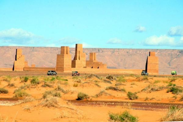 Conociendo Marruecos (8). Los Monumentos del Alemán