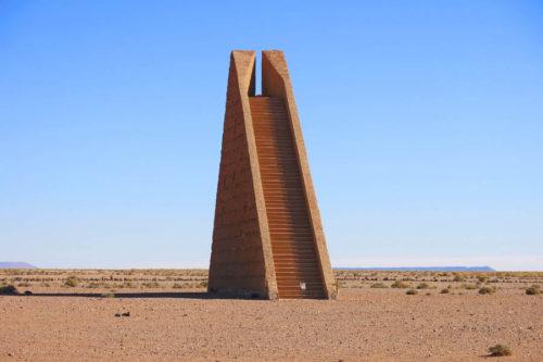 Conociendo Marruecos Monumentos del Alemán