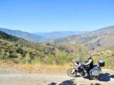 Ruta trail Honda Africa Twin