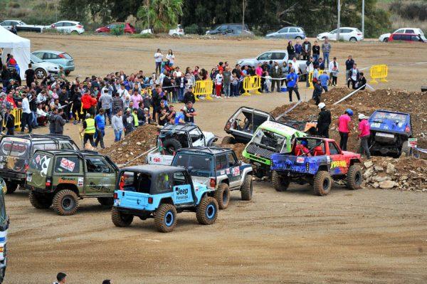 Campeonato Ibérico Trial Extremo 4×4. Mijas (Málaga). ¡Te estábamos esperando!