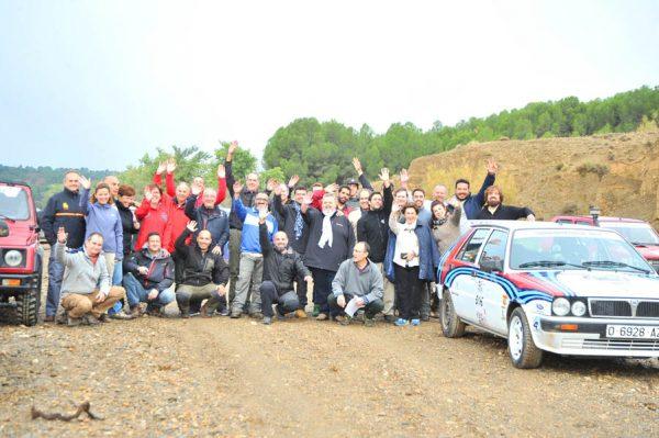 3º Guadalquivir Classic Rally 2018. Mirando al cielo
