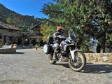 Ruta Trail Africa Twin