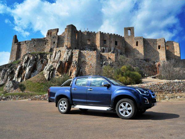 España Off Road en Isuzu D-Max. Por la provincia de Ciudad Real