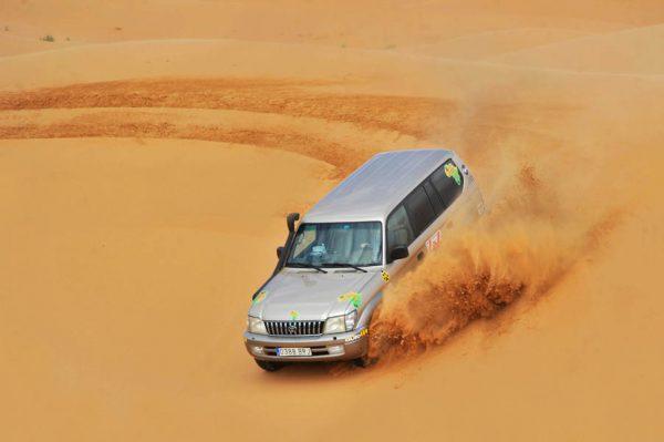 Preparación Toyota Land Cruiser KDJ 95 Euro4x4Parts. Para el 99% de los mortales