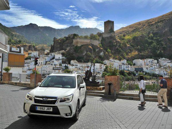 Ruta Trail. De Cazorla a Linares. Por el curso alto del Guadalquivir
