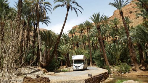 Autocaravanas Marruecos