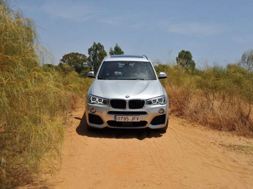 Ruta BMW X3