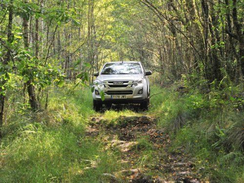 Ruta Trail Isuzu D-Max