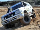 Preparación Toyota Land Cruiser KDJ 95 Expedition