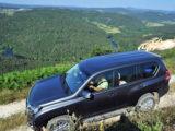 Ruta Trail Land Cruiser
