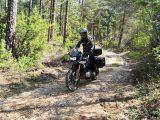 Ruta Trail Albarracin BMW GS 800